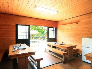 【BBQ(バーベキュー)】4名様~ご予約可◆雨天でも安心♪屋内BBQハウス完備![1泊2食付]