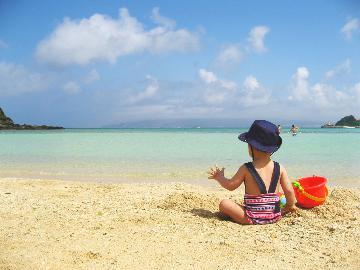 【期間限定】家族旅行応援◆海まで徒歩5分◆みんなでワイワイ海水浴プラン♪【1泊2食付】