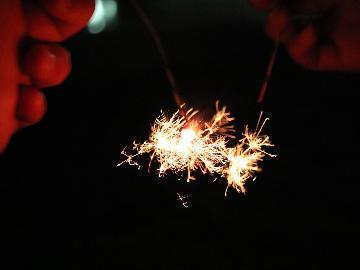 カップル・ご夫婦の想い出づくりに・・・夜は手持ち花火で楽しもう♪【特典付】