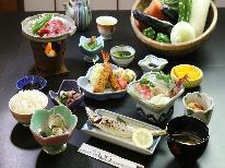 【旬の味】新鮮な旬魚を中心に手作り料理でおもてなし♪