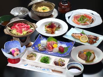 【スタンダード】富山湾の旬を味わえる 創作料理♪その日の食材でおもてなし~基本プラン