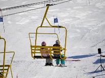 【60歳以上限定】 戸隠スキー場リフト1日券付がお得♪シニアプラン (1泊2食付)