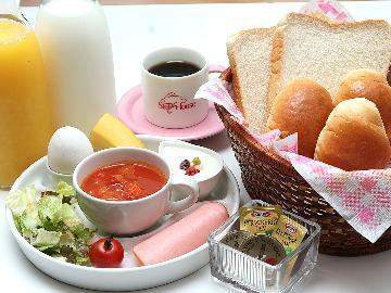 【正規料金☆朝食付き】自然の真ん中で目覚める朝♪美味しい朝食で1日の始まりを★貸切家族風呂あり