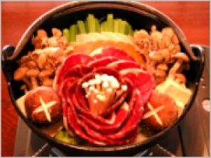 牡丹鍋プラン