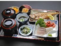 【日帰り昼食】越前の旨いを食べってって!特選☆水仙チョイス定食(^^♪