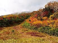 【栂池自然園もみじ狩り】秋の特別メニュー&宿泊補助券などが当たる抽選会も♪■1泊2食付