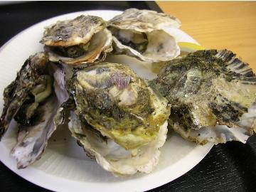 【季節限定】ぷりぷりの牡蠣に大満足♪牡蠣の陶板焼きプラン≪1泊2食付≫