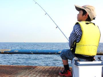 【割引券特典付】目指せ大物!釣り天国in篠島×人気No.1海鮮料理≪1泊2食付≫
