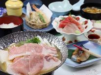 いばらき県民応援割 対象プラン☆遊食酒房 栄楽で地場産食材を使ったお料理【1泊2食】