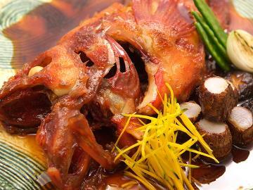 【グレードアップ】スタンダードプランに旬の魚の煮付けをプラス☆ちょっと豪華な贅沢プラン♪