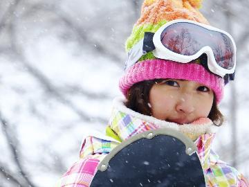 【リフト2日券付】 野沢温泉スキー場 ♪ 2泊限定思いっきり スキー・スノボ プラン! 【1泊2食】