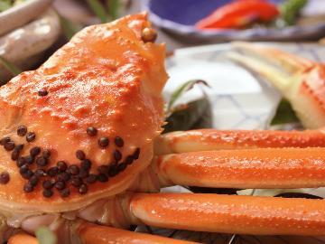 【幼児布団無料】冬と言えばかに料理!他の海鮮も捨てがたい!どちらも旨いから食べてって かに海鮮コース