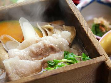 【リーズナブルプラン】白河高原清流豚と地場産野菜の美味しさに自信アリ!お手頃価格で天栄温泉を楽しもう