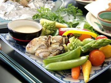 【ライトプラン】観光グルメを楽しみたい方や小食の方におすすめ!2食付《期間限定》