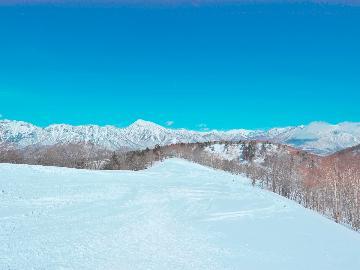 【格安リフト券付き】戸隠スキー場隣接☆宿泊費+リフト券付きでスキー&スノーボードを満喫♪<2食付き>