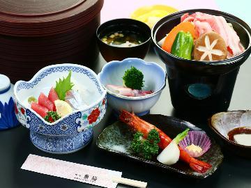 【2食付】地場の食材で振る舞う♪ホッと心温まる女将の手作り料理