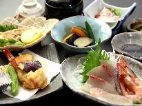 【HP限定特典付】日本海満喫するなら、まずコレね(*・∀<*) d登喜丘荘のおもてなしスタンダードプラン♪