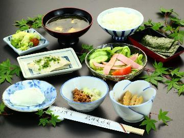 【朝食付き】伊香保の『白銀の湯』と優しい朝食で元気に群馬観光へ★