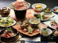 星~hoshi~【ブランド豚「純白のビアンカ」&新潟の味覚】一番人気・スタンダードプラン[1泊2食]