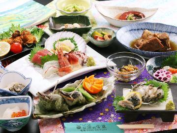 ★【2食付】朝採れ新鮮!三陸の海の幸を食べる♪豪快な『漁師めし』をご堪能あれ!