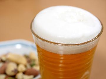 【晩酌セット】夜のお供に♪350ml缶ビール 2缶&おつまみセット付き~ほろ酔いプラン