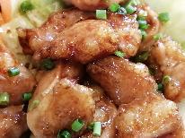 【大人向け】食後に自家製ゆずシャーベットに自家製UME酒掛け♪『ホルモン・鶏肉の鉄板焼き』コース