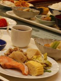 期間限定 素泊まり料金で朝食無料サービスプラン