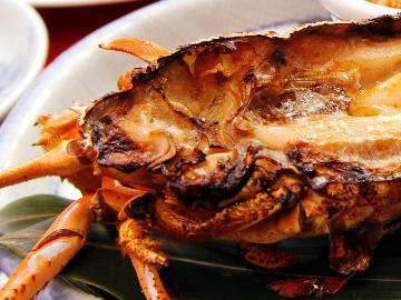 【旬旅】 *風-kaze-* 伊勢海老の鬼殻焼き+季節の会席膳