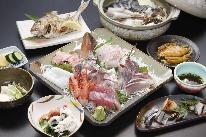【旬 海鮮会席】キトキトスタンダードプラン