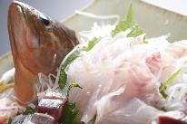 【旬 海鮮会席】キトキト湯くぐりプラン