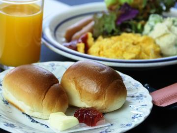 朝からしっかり食べてお出掛けしよう【一泊朝食付きプラン】