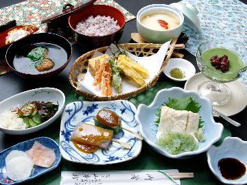 ◆1泊2食付◆古のスローフード☆ココロもからだもきれいに精進料理プラン