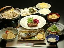 【スタンダード】地元の採りたて食材を使った 手作り料理を味わう♪じょんのびしにいらっしゃい・・・1泊2食