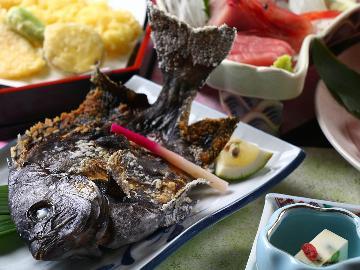 【1泊2食 個室食】朝獲れ鮮魚の與市郎会席♪プライベートな 〔お部屋食〕スタンダードプラン