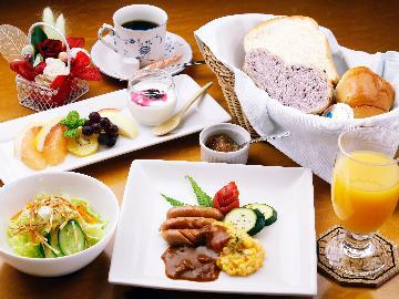 【1泊朝食付】ギリギリまで遊んで到着は21時まででOK♪朝はしっかり食べて元気にいってらっしゃい!