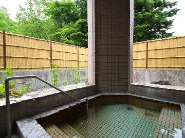 【素泊まり】天然100%の自慢の温泉!単純硫黄冷鉱泉の温泉と三笠の自然を満喫♪