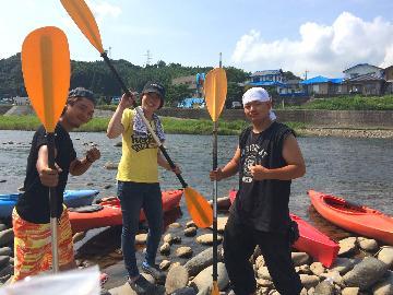 【サップ&カヌー体験】小学生から参加OK!グループやファミリーにおすすめ★